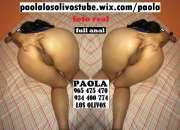 Paola culona 934400774 y 965475470 whatsapp oral …