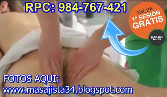 Ofresco masaje relajante y masaje sensual sólo para mujeres sin costo la primera sesion.