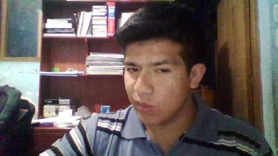 Soy estudiante de administracion