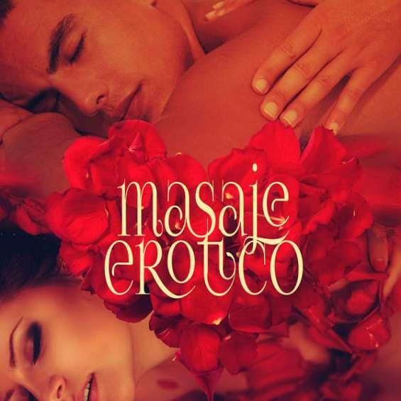 Empezamos la semana brindando masajes eroticos